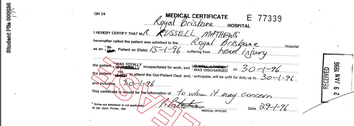how to get a birth certificate brisbane australia